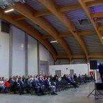 Foto z přednášky na Silniční konferenci 2019